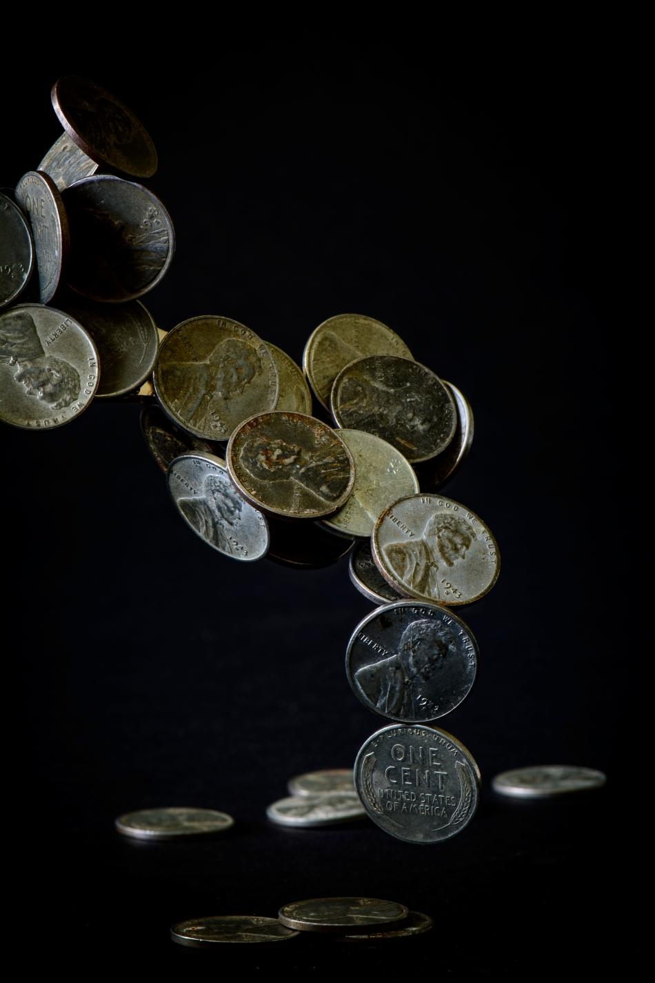 1943 Pennies-5722