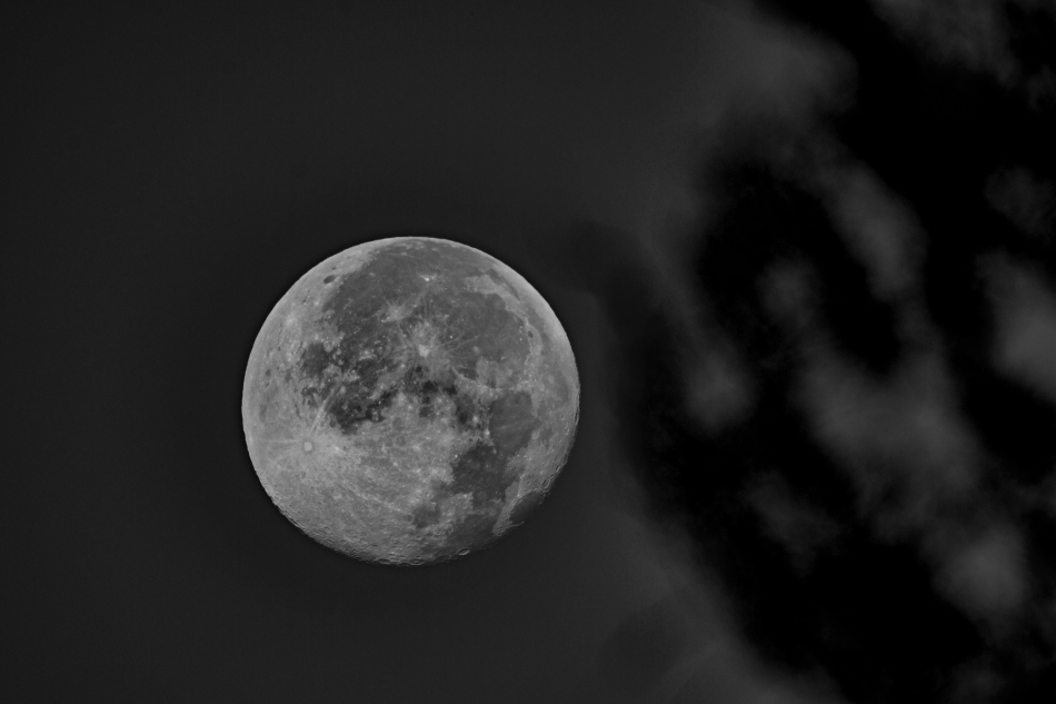Full morning moon B&W.jpg