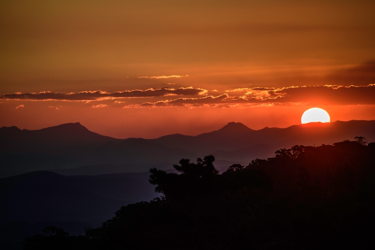 Day 1 Sunset