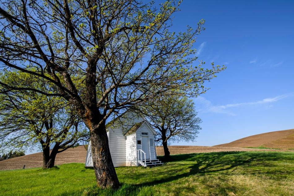 Little church on the knoll 4
