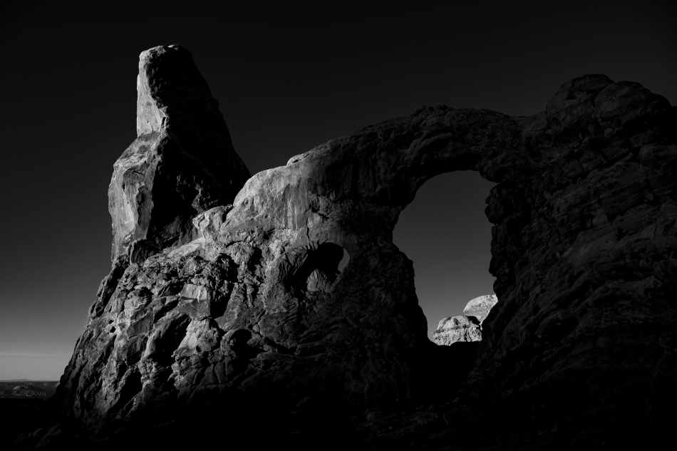 Arches 2018 Day 1 0140-3 B&W